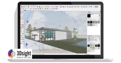Sketchup + Shapespark